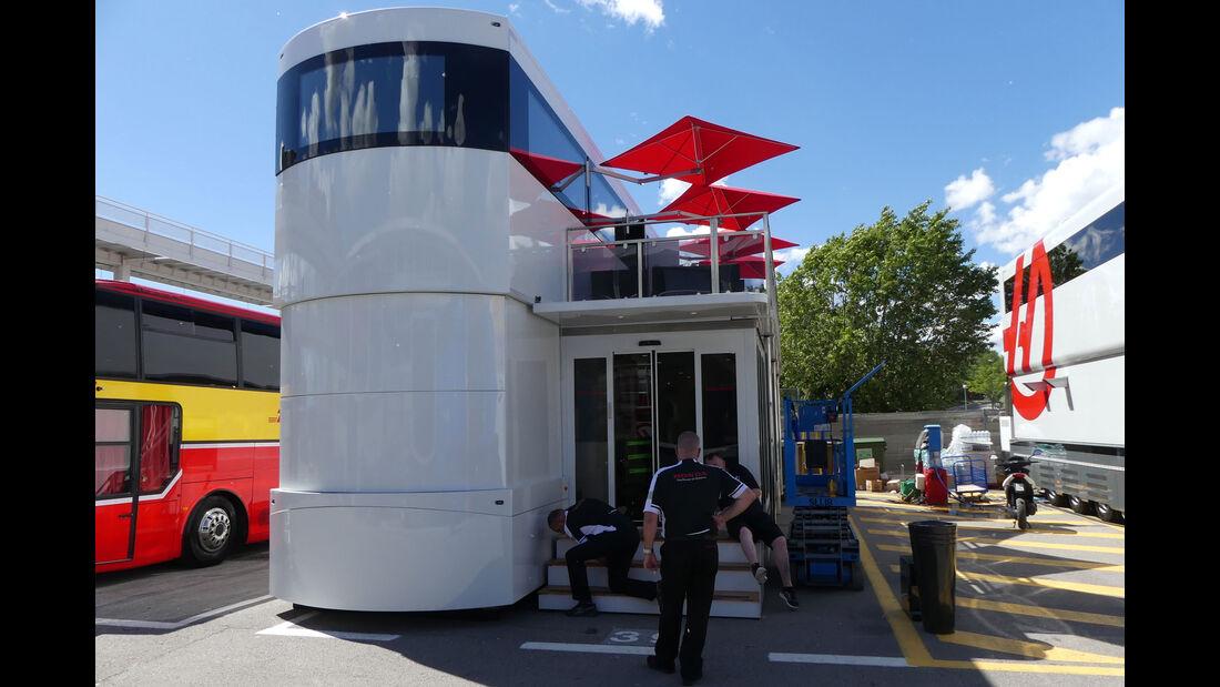 Honda - GP Spanien - Circuit de Barcelona-Catalunya - Mittwoch - 11. Mai 2016