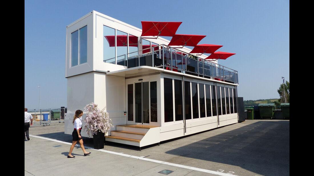 Honda - GP Ungarn - Budapest - Donnerstag - 23.7.2015