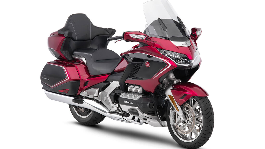 Honda Gold Wing 1800 2018 Motorrad