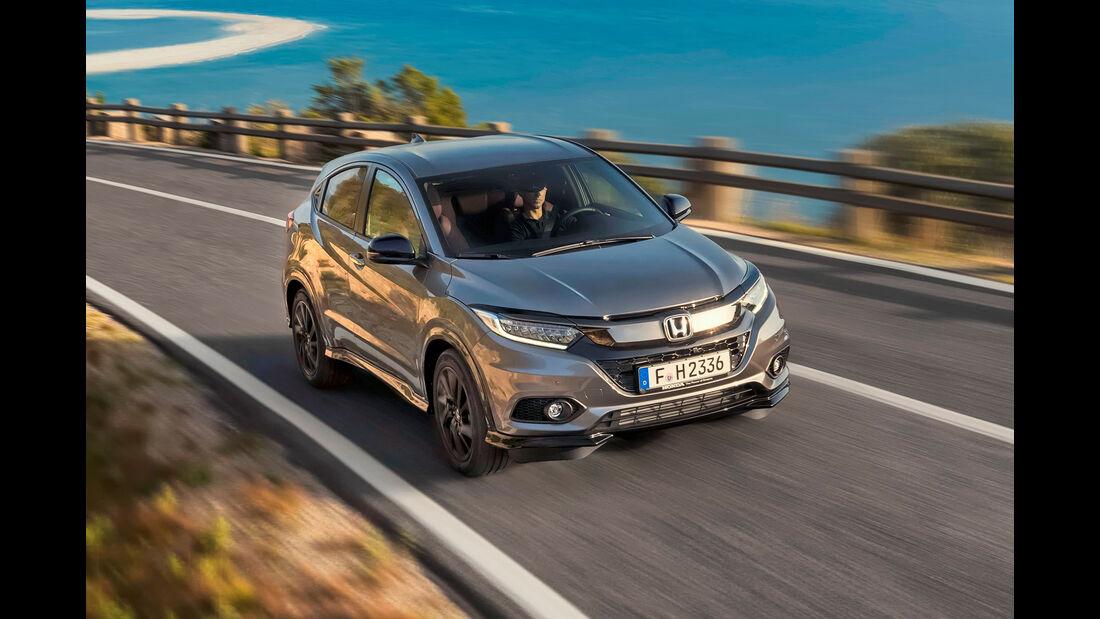 Honda HR-V 1.5 VTEC Turbo, Exterieur