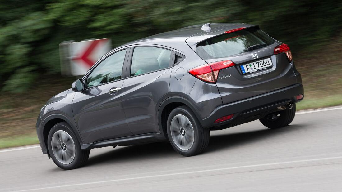 Honda HR-V 1.6 i-DTEC, Heckansicht