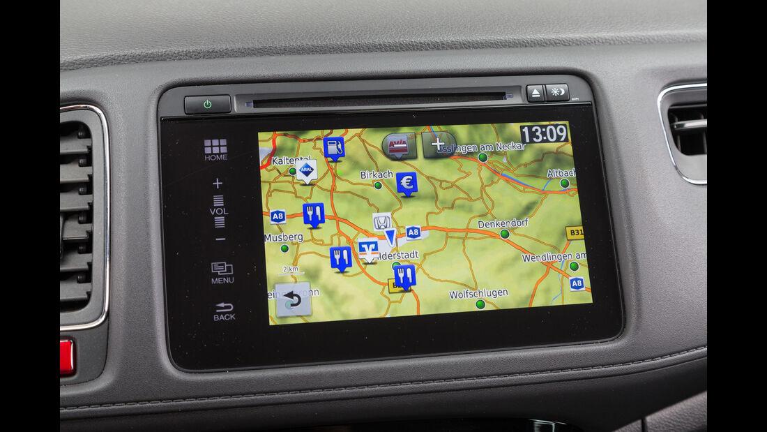 Honda HR-V 1.6 i-DTEC, Navi