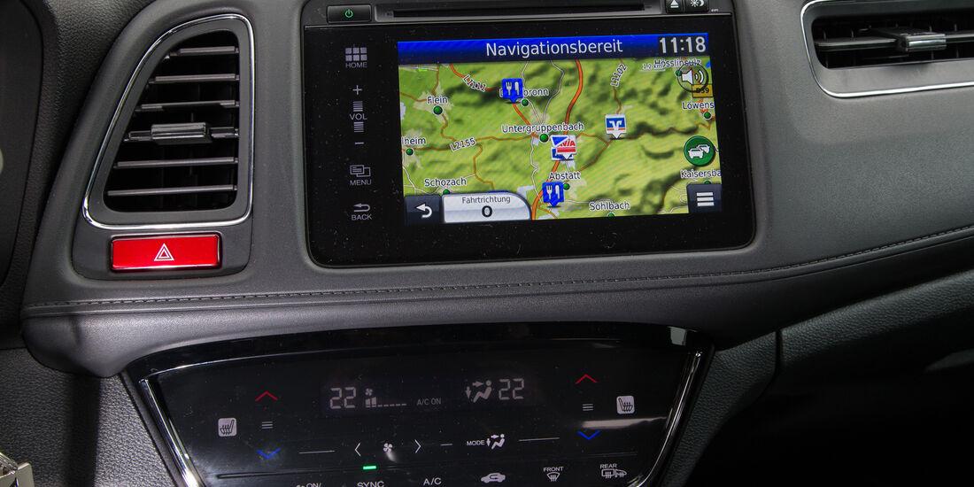 Honda HR-V 1.6 i-DTEC, Navi, Monitor