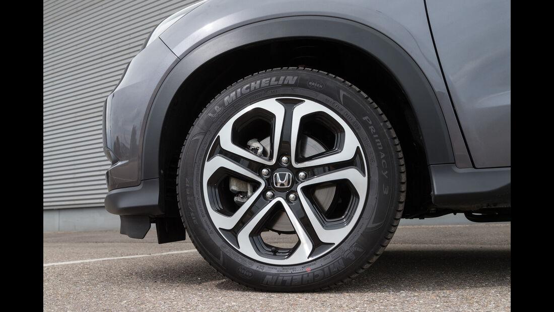 Honda HR-V 1.6 i-DTEC, Rad, Felge