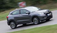 Honda HR-V 1.6 i-DTEC, Seitenansicht
