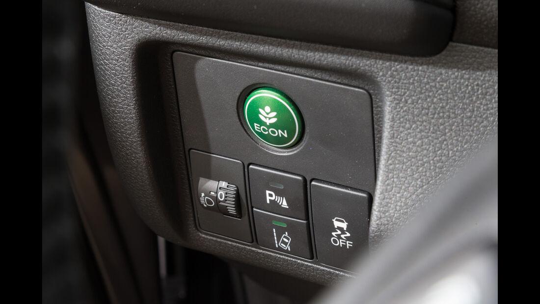 Honda HR-V 1.6i-DTEC, Bedienelemente