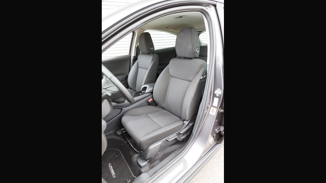 Honda HR-V 1.6i-DTEC, Fahrersitz