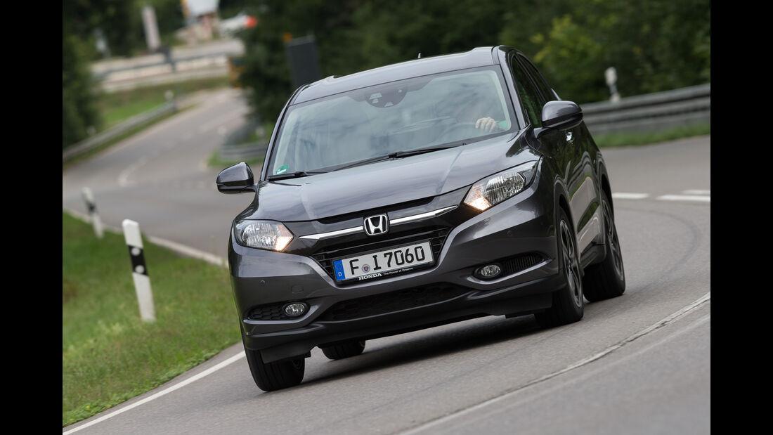 Honda HR-V 1.6i-DTEC, Frontansicht