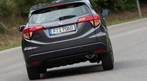 Honda HR-V 1.6i-DTEC, Heckansicht