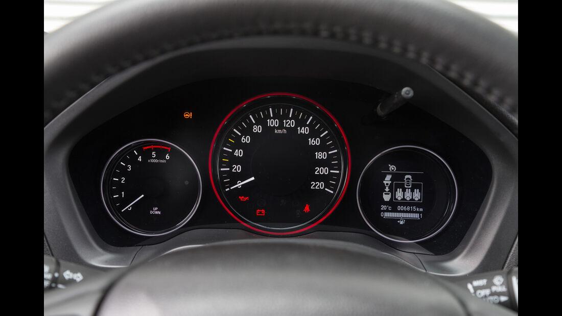 Honda HR-V 1.6i-DTEC, Rundinstrumente