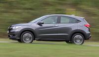 Honda HR-V 1.6i-DTEC, Seitenansicht