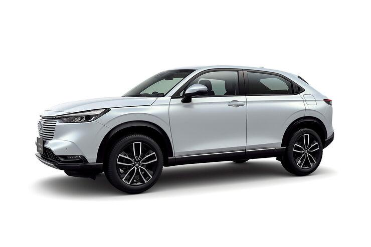 Neuer Honda HR-V (2021): Generation 3 wird erwachsener | AUTO MOTOR UND SPORT - auto motor und sport