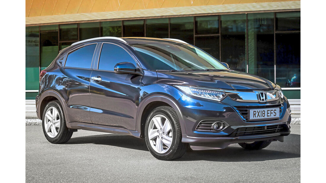 Honda HR-V, Best Cars 2020, Kategorie I Kompakte SUV/Geländewagen