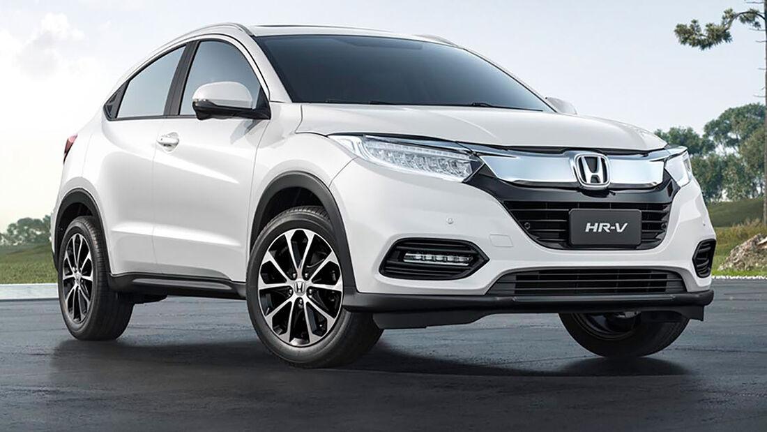 Honda HR-V Brasilien
