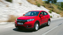 Honda HR-V Fahrbericht