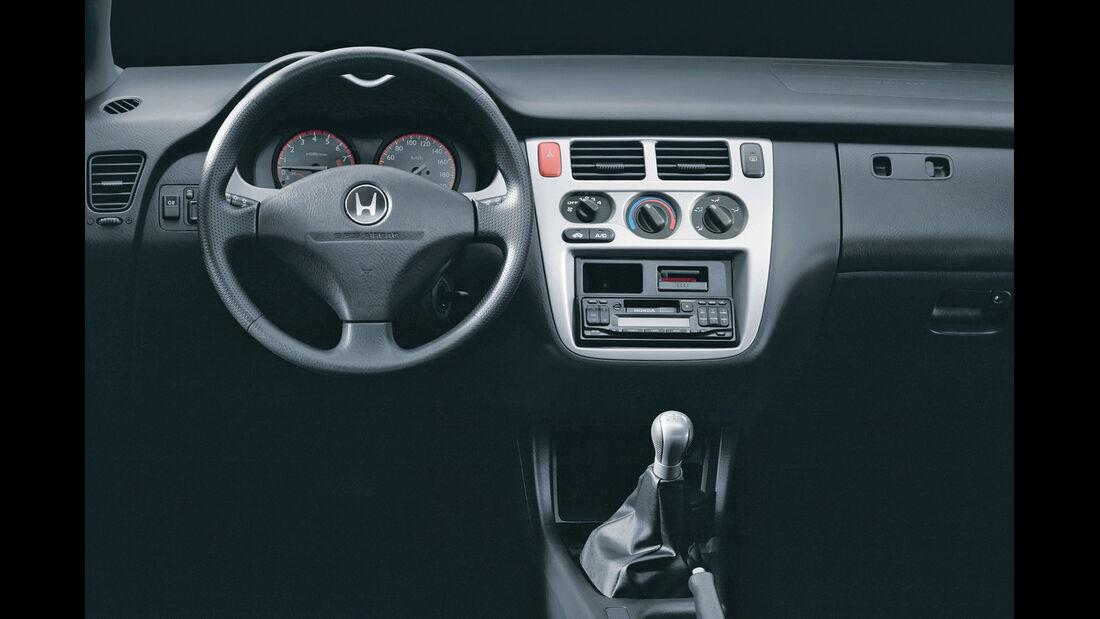 Honda HR-V I 1999 Cockpit