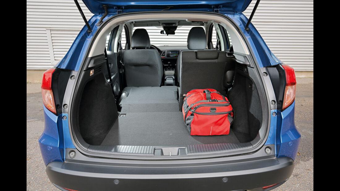 Honda HR-V, Kofferraum