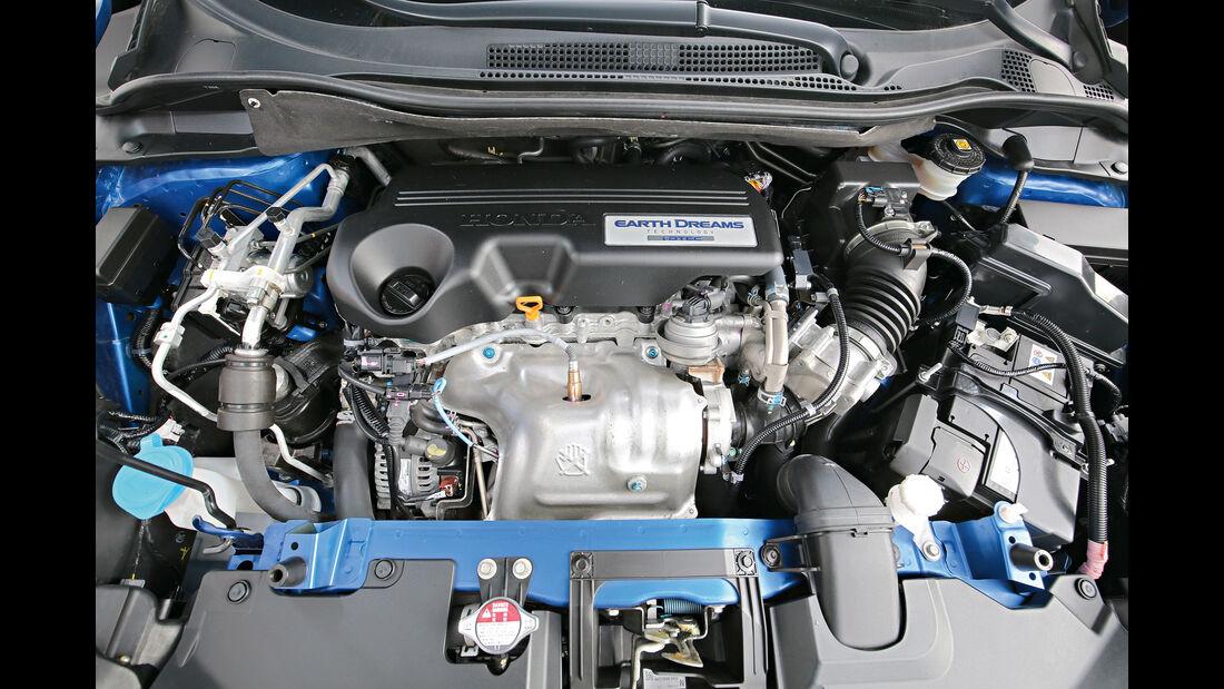 Honda HR-V, Motor