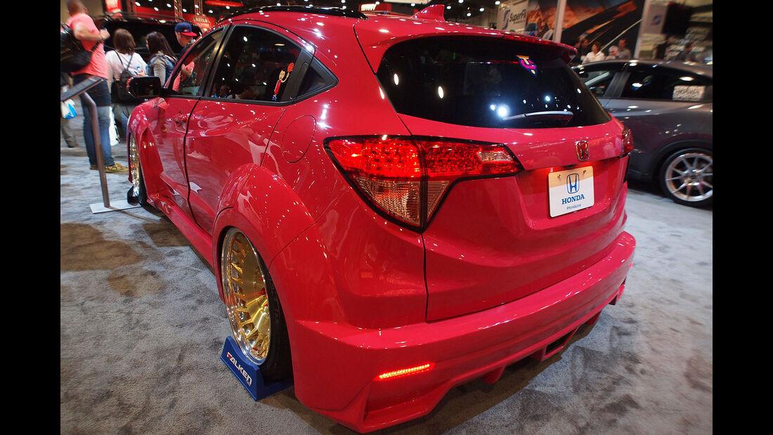 Honda HR-V von Tjin Edition - SEMA 2015 - Las Vegas