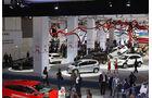 Honda IAA 2011 Atmosphäre