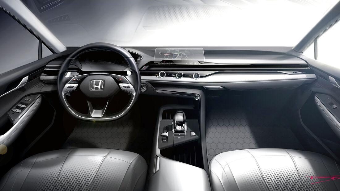 Honda Innenraumstudie 2021