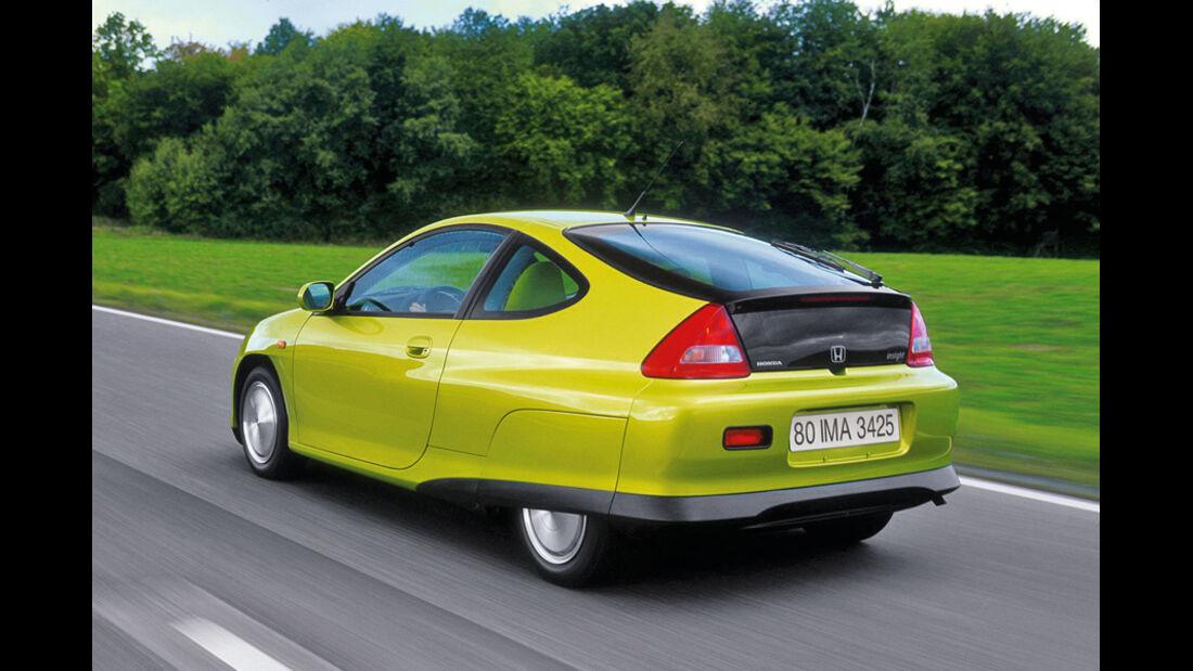 Honda Insight, Baujahr 1999