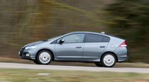 Honda Insight Exclusive, Seitenansicht