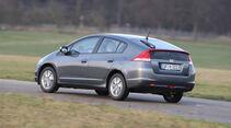 Honda Insight, Seitenansicht