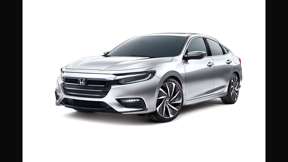 Honda Insight Teaser