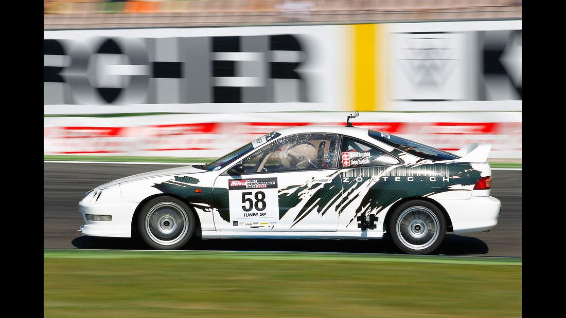 Honda Intergra, TunerGP 2012, High Performance Days 2012, Hockenheimring