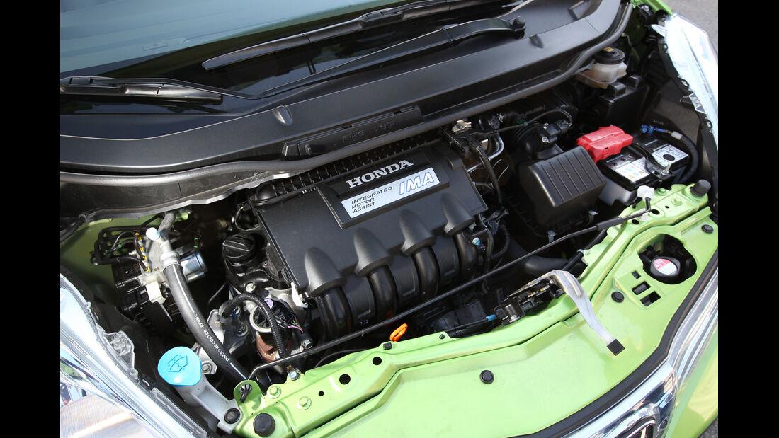 Honda Jazz 1.3 DSi i-VTEC IMA Exclusive, Motor