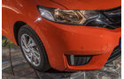 Honda Jazz 1.3, Frontscheinwerfer