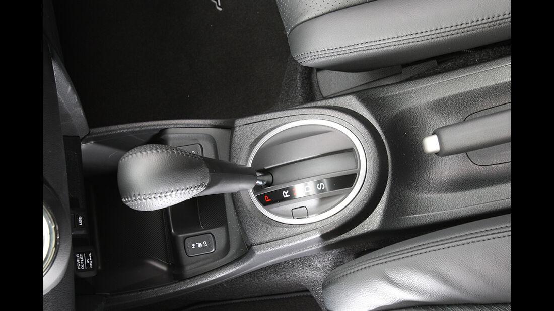 Honda Jazz 1.3 IMA, Cockpit