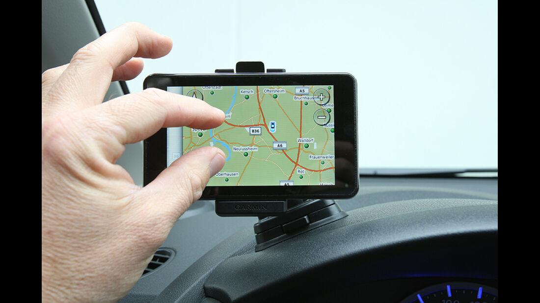 Honda Jazz 1.3 IMA, Cockpit, Naivigation, Display, Touchscreen