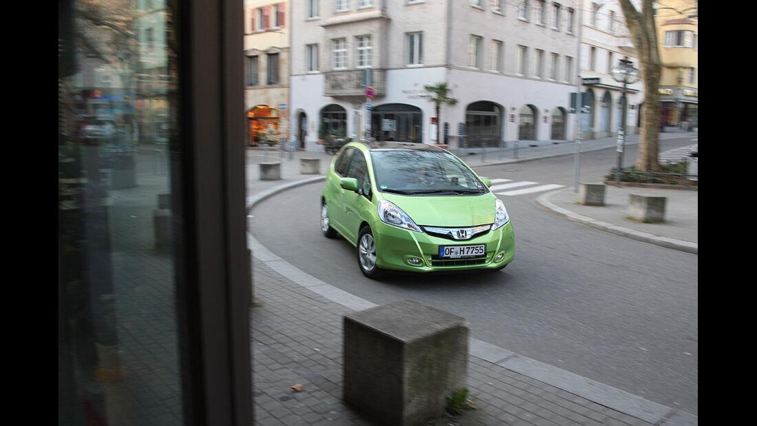 Honda Jazz 1.3 IMA, Front