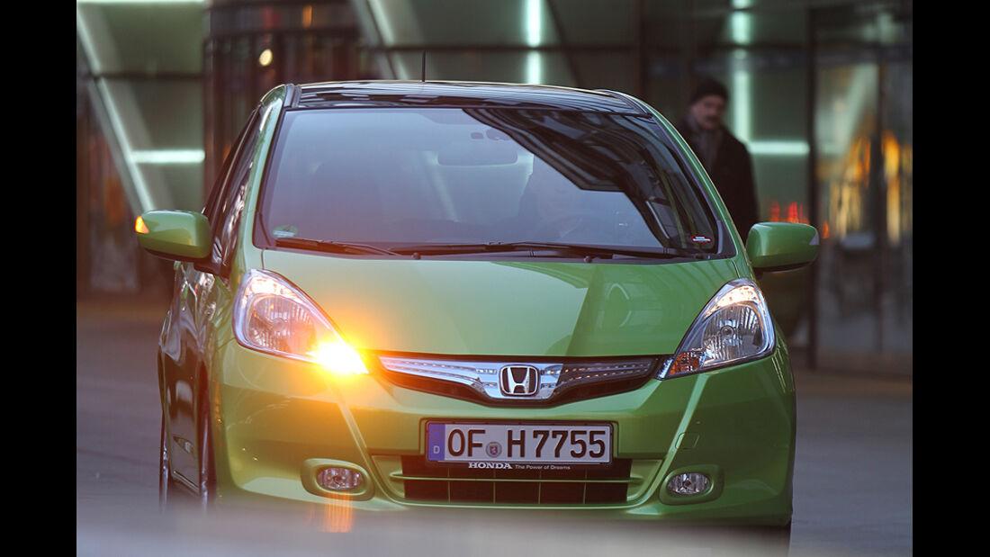 Honda Jazz 1.3 IMA, Front, Blinker