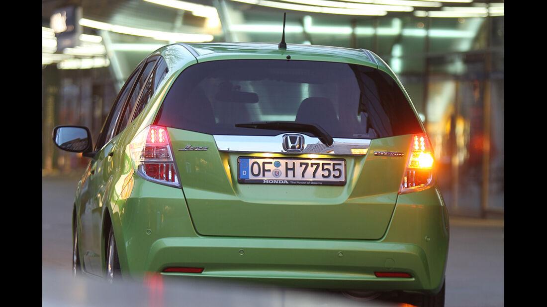 Honda Jazz 1.3 IMA, Heck, Blinker