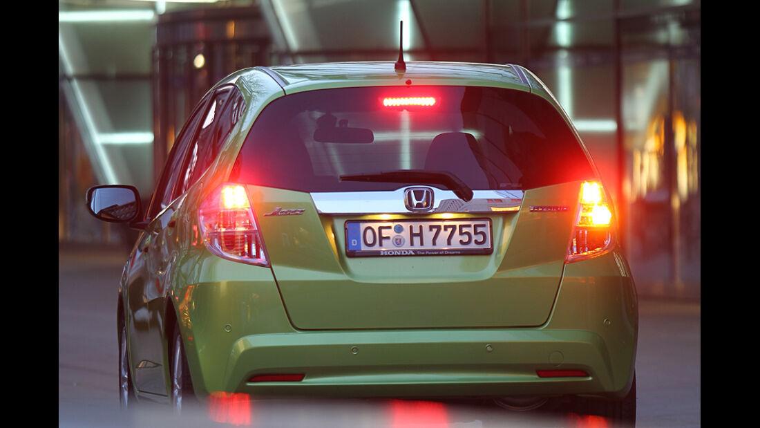 Honda Jazz 1.3 IMA, Heck, Bremslichter
