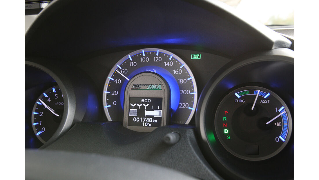 Honda Jazz 1.3 IMA, Motor