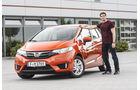 Honda Jazz 2015, Exterieur