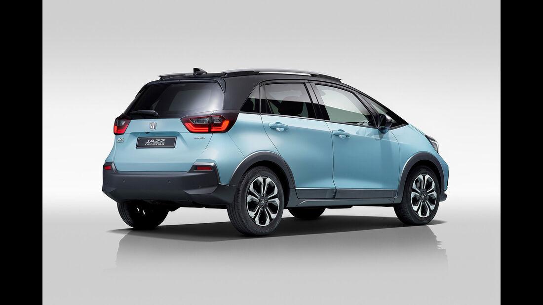 Honda Jazz Crosstar 2020