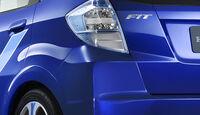 Honda Jazz EV Concept, Heck