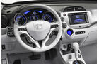 Honda Jazz EV Concept, Lenkrad