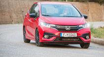 Honda Jazz Facelift 2017 Fahrbericht