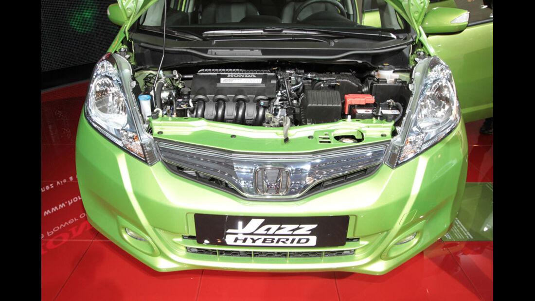 Honda Jazz Hybrid Paris 2010