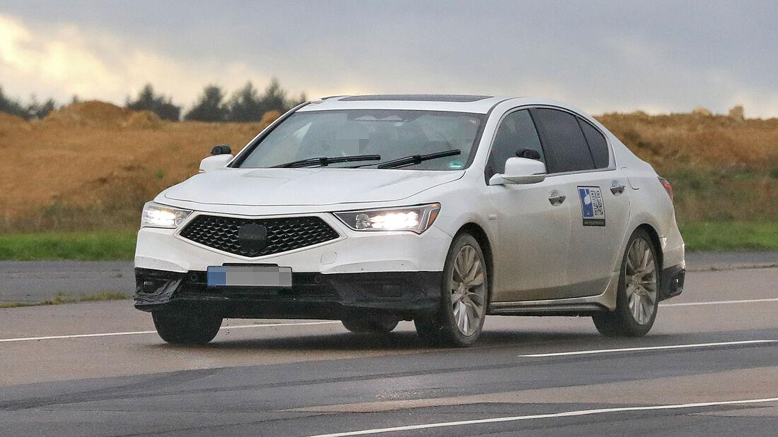 Honda Legend: Autonom nach Level 3 in Japan | AUTO MOTOR ...