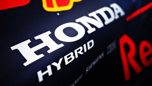 Honda-Logo - Red Bull - Formel 1 - 2020