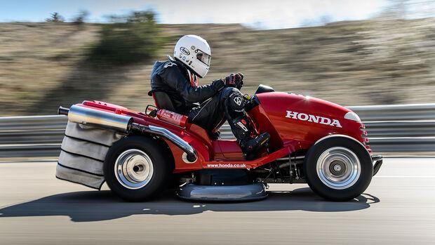 Honda Mean Mower Rasenmäher
