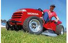 Honda Mean Mower, Rasenmäher, Impressionen