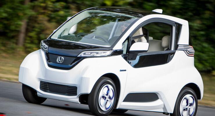 Honda Micro Commuter Prototyp